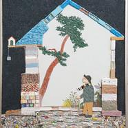 016, 김형길, 제일이라20, 72.7 x 60.6 cm, 캔버스 위에