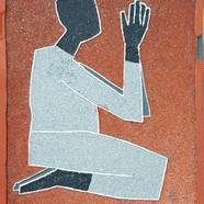 020, 김형길, 제일이라20, 53.0 x 45.5 cm, 캔버스 위에