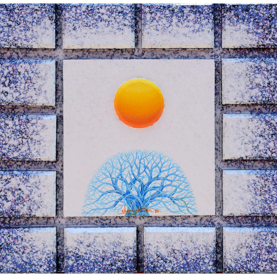 010, Sunrise - Faith,  Hope  and  Love,
