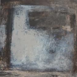 009, 이윤정, Solitude 101, 30 x 30 cm, Oil&