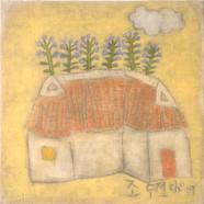 조수정1, 오래된 집에선 향기가 난다, 51 x 51 cm (13호),