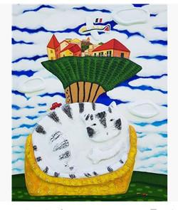 구채연, 나도 이태리, 53.0 x 65