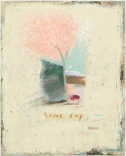 010, 김현영, Someday, 90.9 x 72