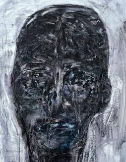 001, 정의철, 모든 낯선 이에게는 사연이 있다, 116.8 x 91.0 cm, Acrylic, 2021, 750만원