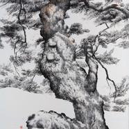 2번 2015,문암송,Muk on HanJi,190x110.jpg