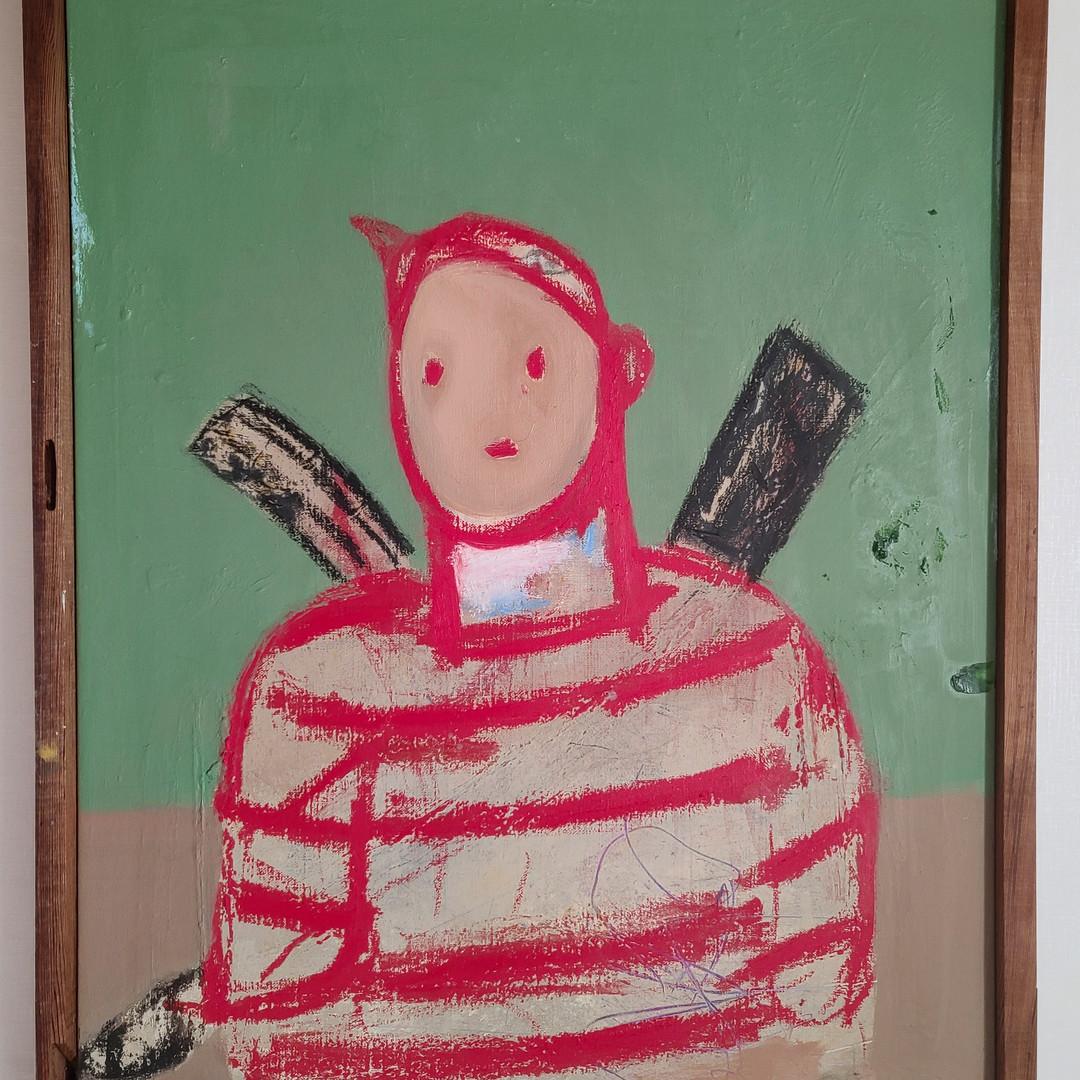 019, 최우, untitled, 65.1 x 53.0 cm, mixed