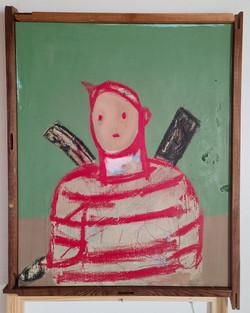019, 최우, untitled, 65.1 x 53