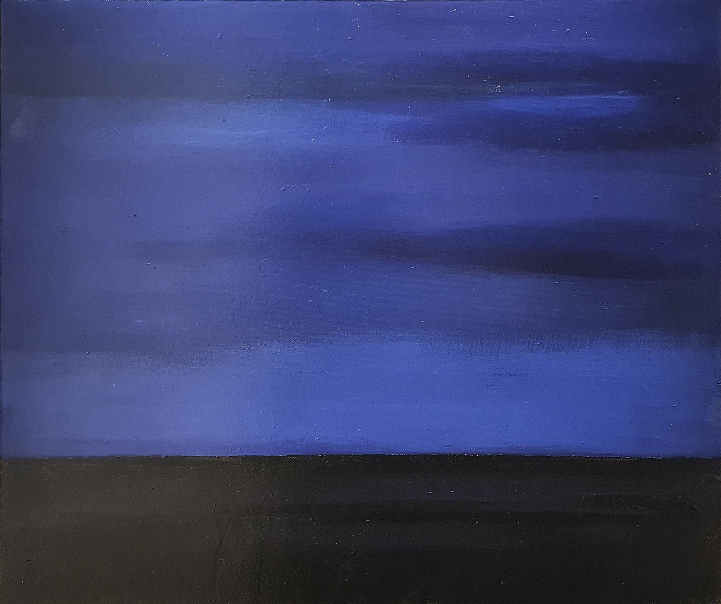 이기범, wave 202012B, 45 x 52 cm, 아크릴, 2020