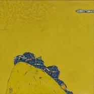 011, 동피랑이야기,49x49cm, Mixed material, 201