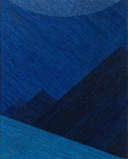 019, 조미화, HOMO-VIATOR21E1, 90.9 x 72
