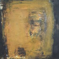 008, 이윤정, Solitude 103, 30 x 30 cm, Oil&