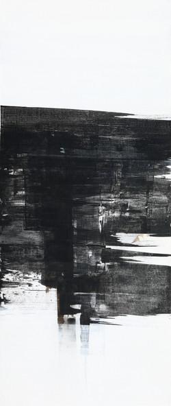 008, 연상록, 기억의 소환 중에서 (海) Ⅱ, 51.0 x 122