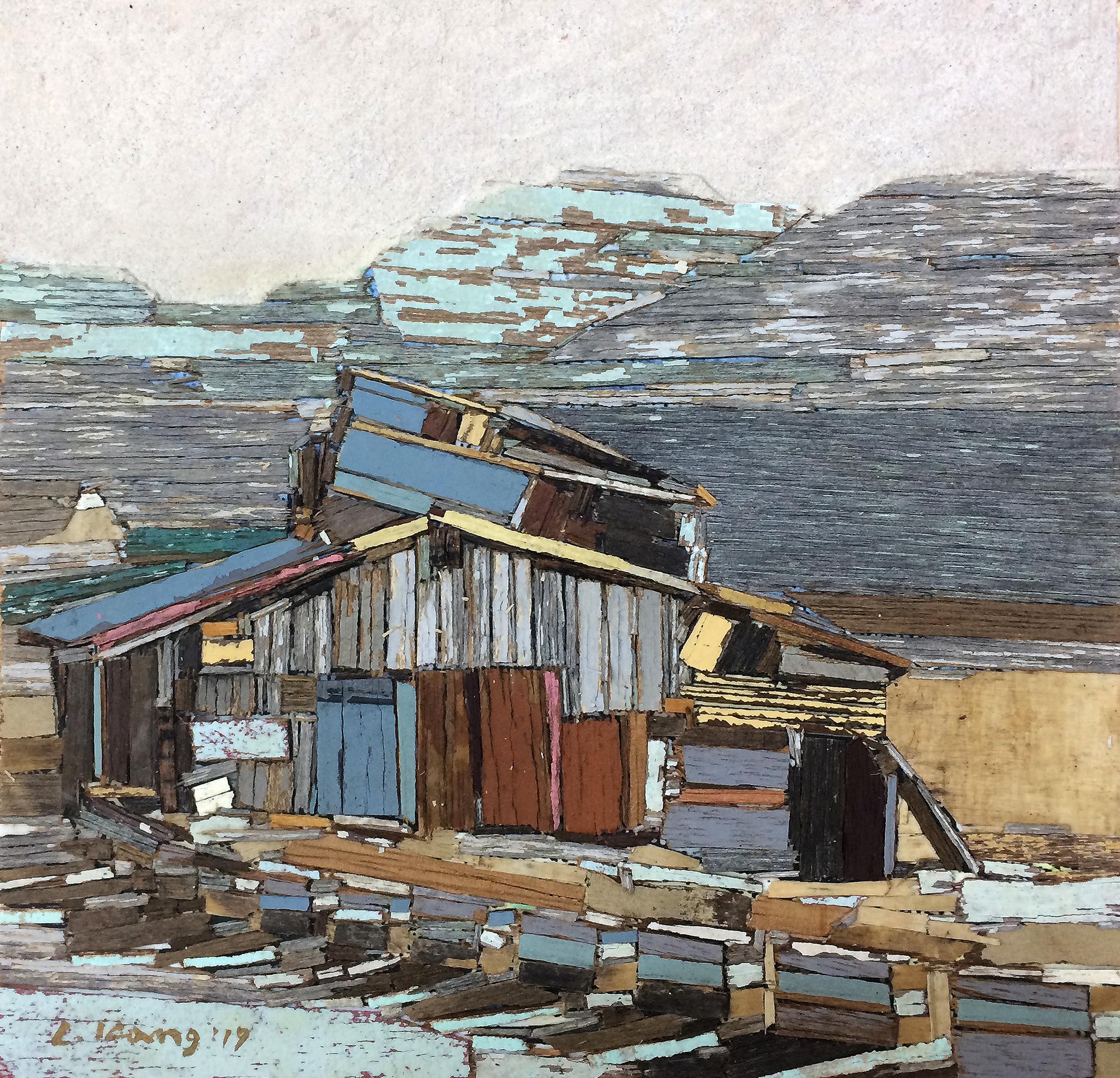 이부강4-2, moved landscape23, 20 x 20cm, Mi