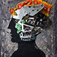 018 최우, Head #5, destroyed machine, smar