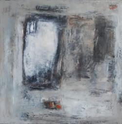010, 이윤정, Solitude 102, 30 x 30 cm, Oil&
