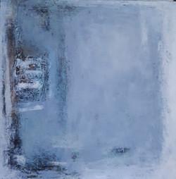 007, 이윤정, Rainy Morning 103, 30 x 30 cm,