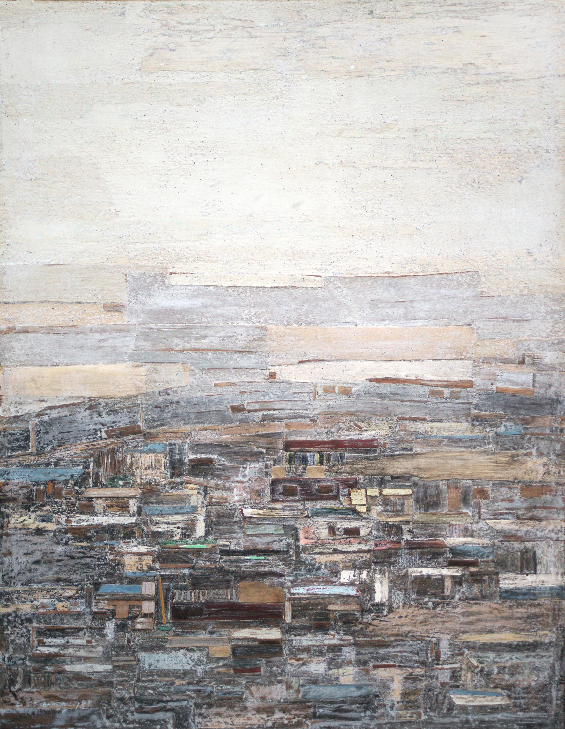 001, 이부강, moved landscape G, 41 x 53 cm,