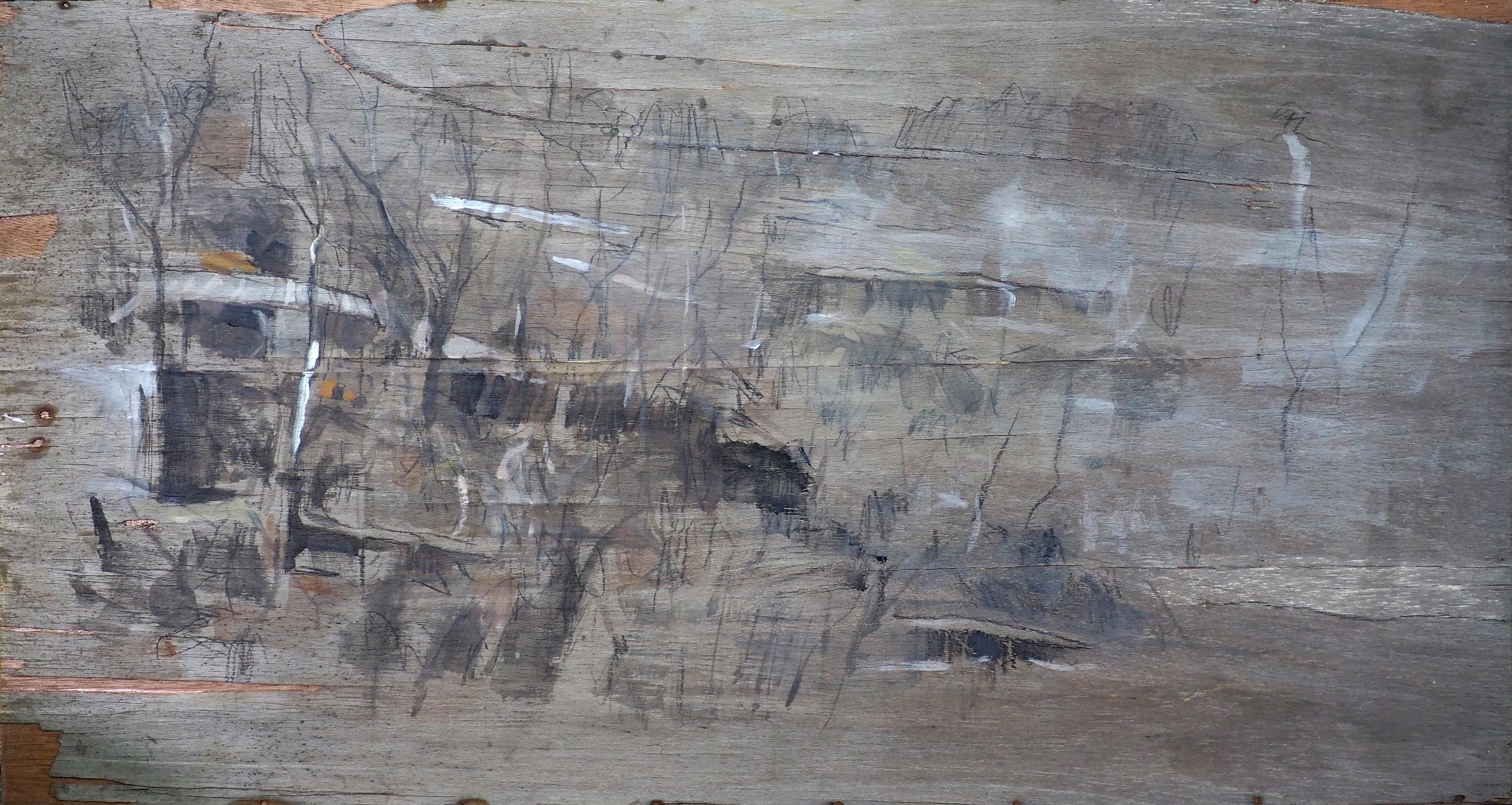이부강,무제, 38x72cm, mixed media, 2017(30만원)
