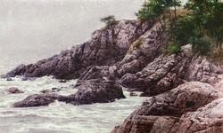 018, 김종원, 겨울 바다, 55 x 91 cm, watercolor