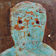 002, ugly duckling 8, 30cm x 30cm, Bronz