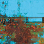 004, The Memory, 106.5 x 33.5 cm, 아크릴, 유