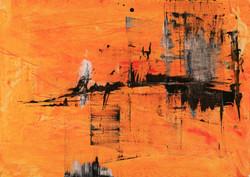 001, 기억의 소환-春, 65 x 91 cm, 캔버스에 유화물감, 20