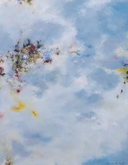 003, 권영범, 어떤여행 (un Voyage), 116.8 x 91.0 cm, Oil on canvas, 2021, 1000만원