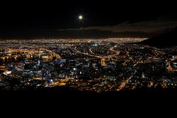 풍경_케이프타운의 슈퍼문, 케이프타운_남아공, 30.5 x 45