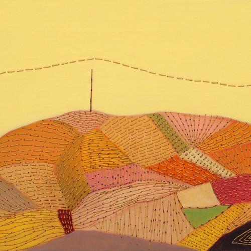 최윤희, Mind map 12-32, 41 x 32 cm, mixed m