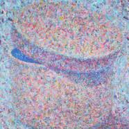 009, presnet box - 분향기 72.7×90.9cm(30) 2