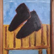 014, 최우, untitled, 53.0 x 45.5 cm, oil o