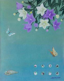 025, 조현동, 자연-순환-이야기, 35.0 x 44