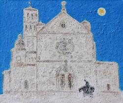 Santa Maria del Fiore, 캔버스위에 프레스코&소멸침식,