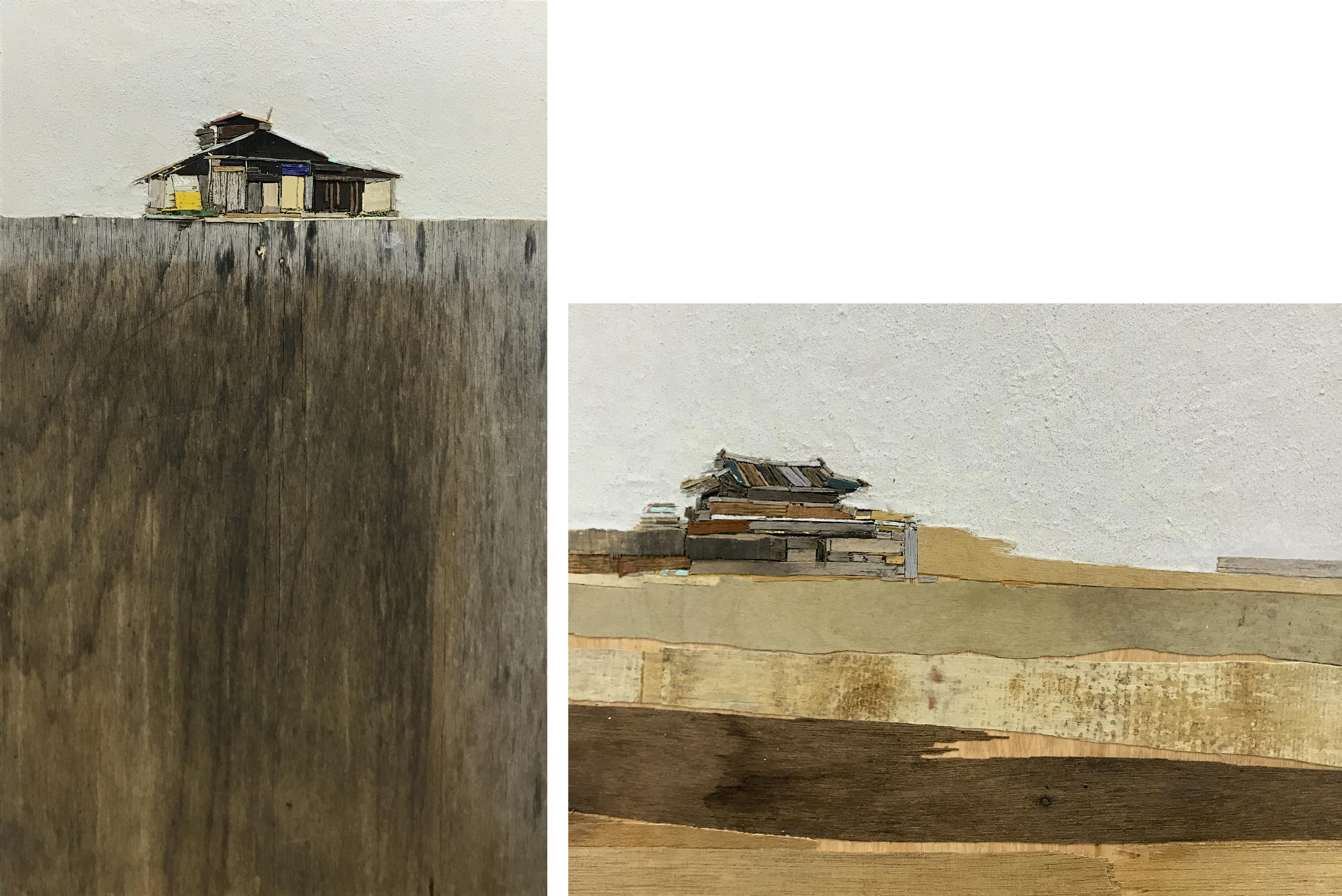 이부강4(이부강4-1, moved landscape(정미소5), 50 x