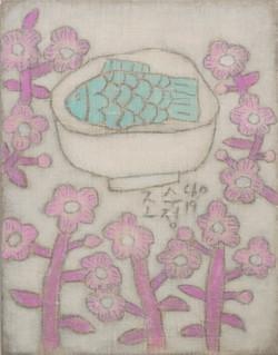 조수정, 011, 마음 그릇2, 30.5 x 45
