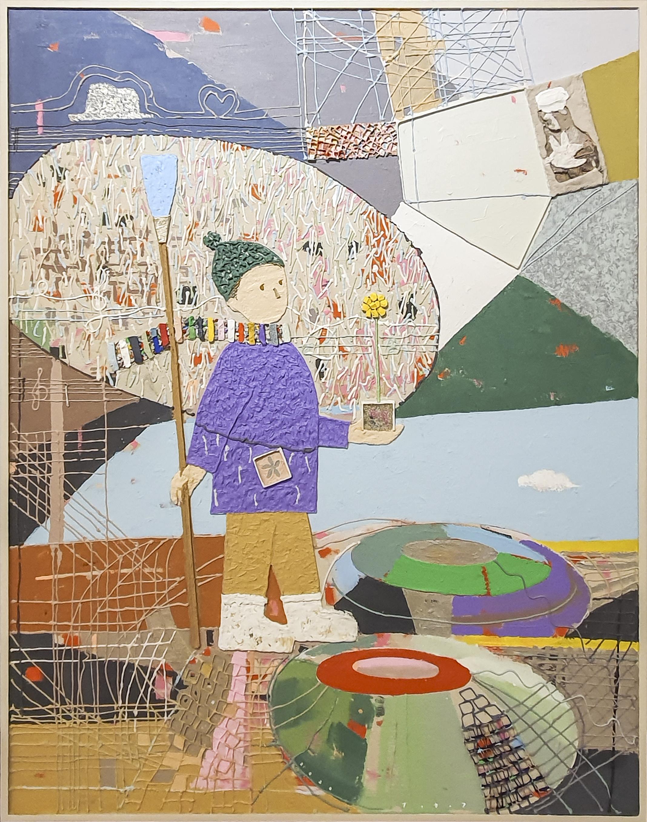 001, 김형길, 제일이라20, 116.8 x 91