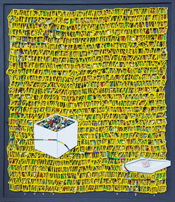 019, 김형길, 제일이라20, 53.0 x 45