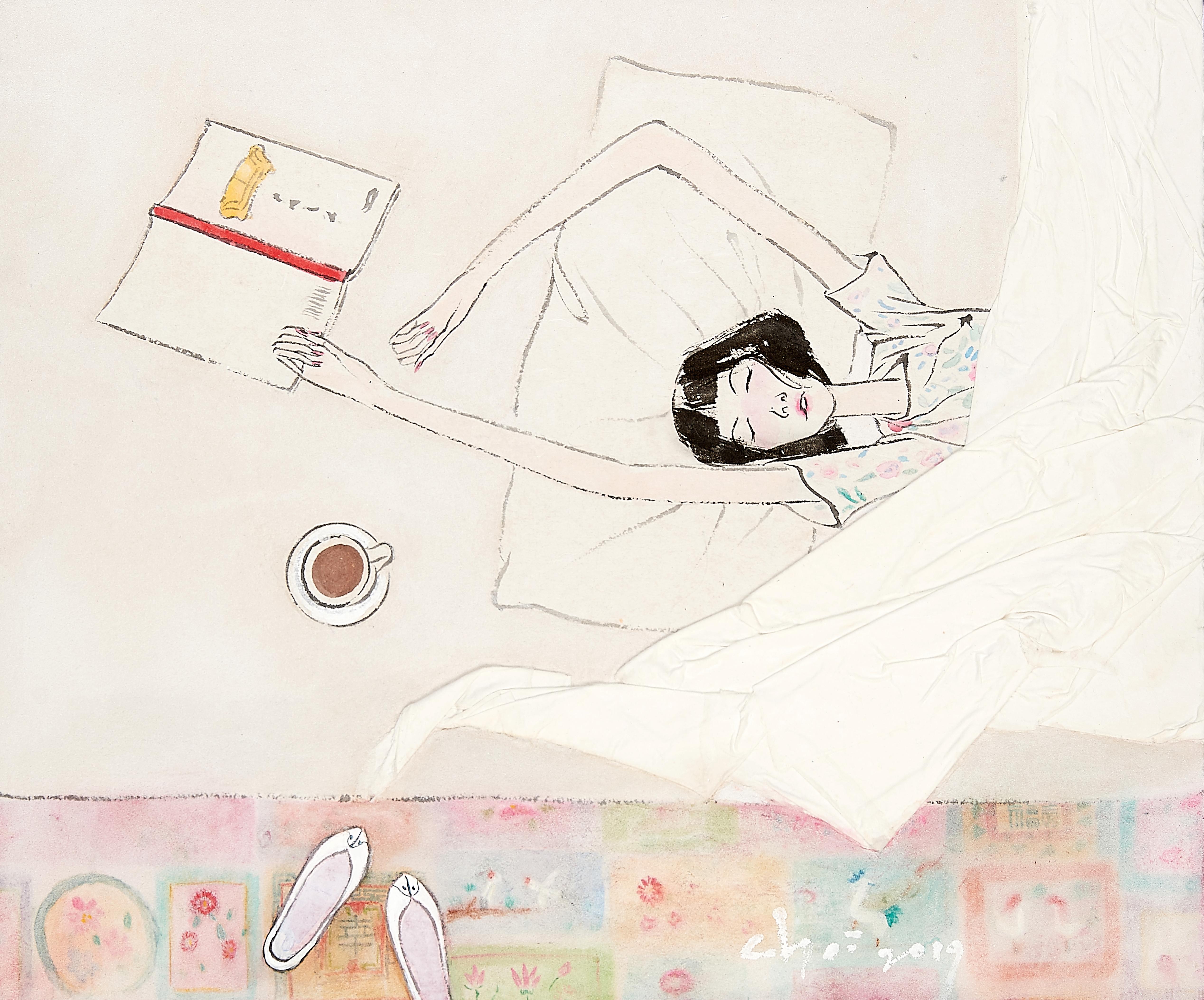 최경자1, Dream 19-08, 45.5 x 38