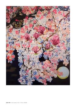 민해정수(18-2)_달빛에 취해,oil on canvas,90