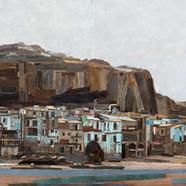 005, trace landscape-시칠리아1_103X244cm_mix