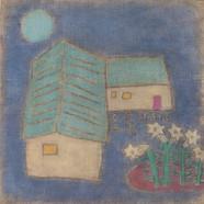 조수정4(추가), 달빛은 마음을 설레게 한다, 51 x 51 cm (13