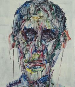 정의철2, 낯26, 53 x 45 cm, Acrylic, 2019