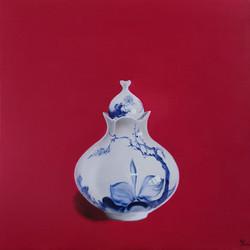 014, 이인숙, Still Life, 53 x 53 cm (15S),