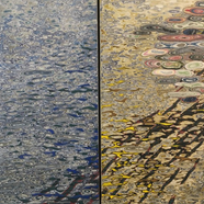 005, 바다, 25x73cm, Mixed material, 2016.P