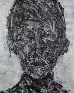 003 정의철, 낯설다_112,90X72,Acrylic,2018