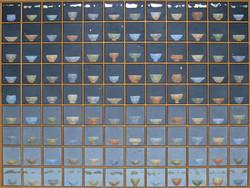송승호, 번뇌2, 105 x 139 cm, 장지에 혼합재료, 2021, 1080만원