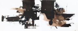 012, 연상록, 기억의 소환(적벽강의 가을서정), 324 x 130 c