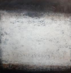 003, 이윤정, Winter Note 104, 112 x 112 cm,