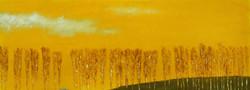 005, 송승호, 안빈낙도Ⅱ, 80 x 29 cm, 장지에 아크릴, 20