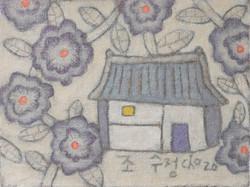 조수정, 006, 기억 속의 집, 40.5 x 30